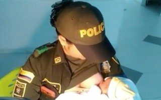 mulher policia