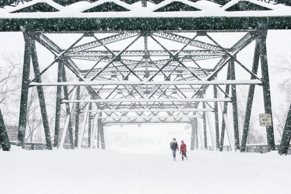 tempestade jonas neve