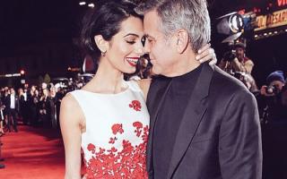 Amal George Clooney1