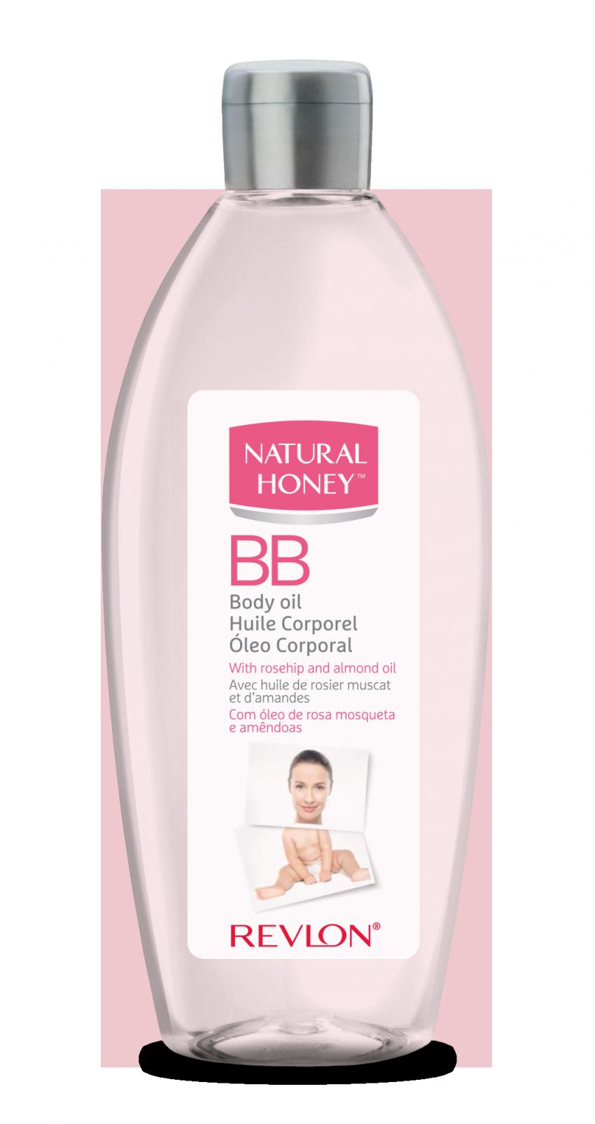 BB Body Oil Natural Honey 300ml _ PVPR  Ôé¼6,99