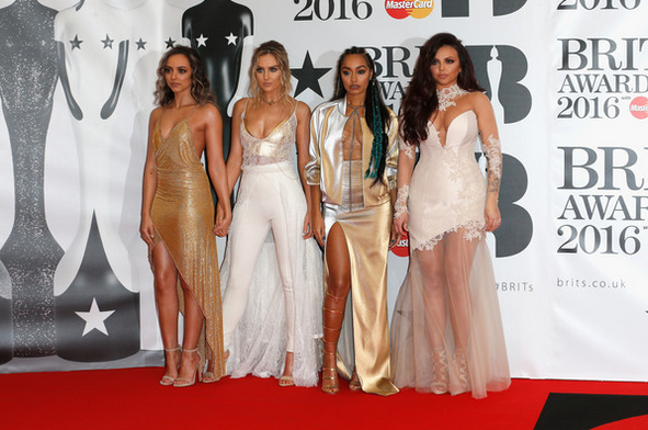 Perrie Edwards, Leigh-Anne Pinnock, Jade Thirlwall e Jesy Nelson