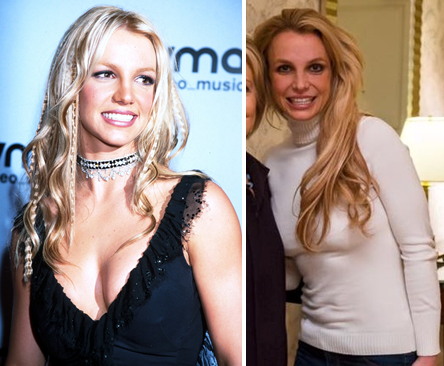 Britney montagem