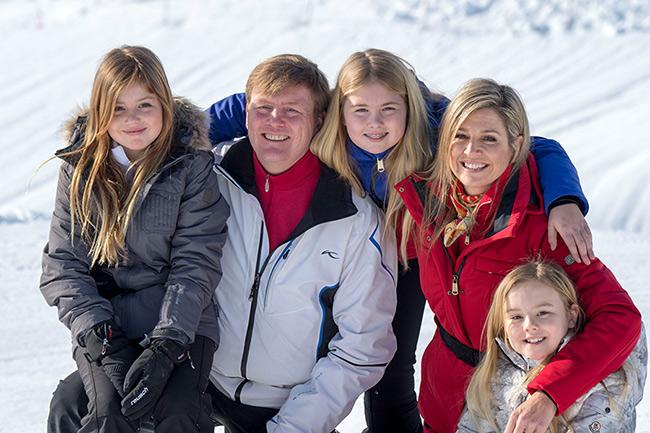 Familia Real Holanda6