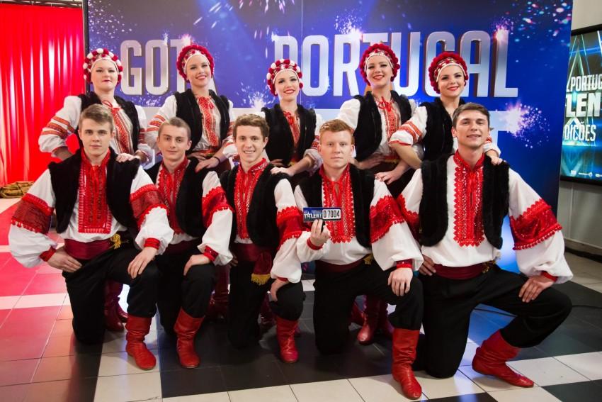 O grupo Nascente é um dos grupos de dança da Associação de Emigrantes Amizade, criada em 2004.