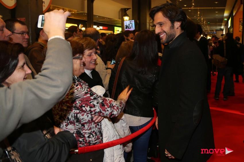 José Fidalgo foi muito acarinhado pelos fãs