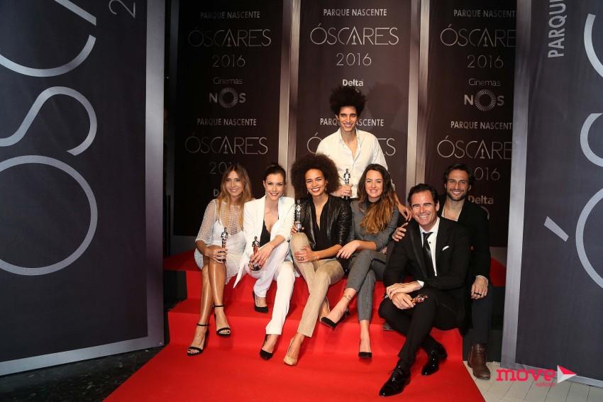 Cláudia Jacques, Cláudia Borges, Luís Borges, Ana Sofia Martins, Mariana Pacheco, Pedro Lima e José Fidalgo