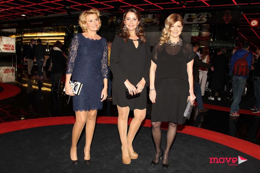 Rita Salema, Sofia Grilo e Helena Isabel