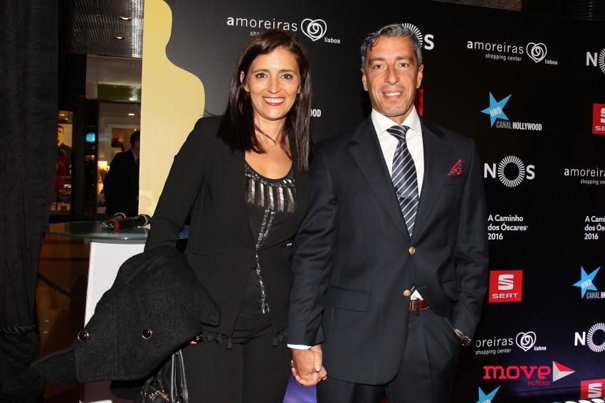Ana Lourenço e Filipe Bonjour