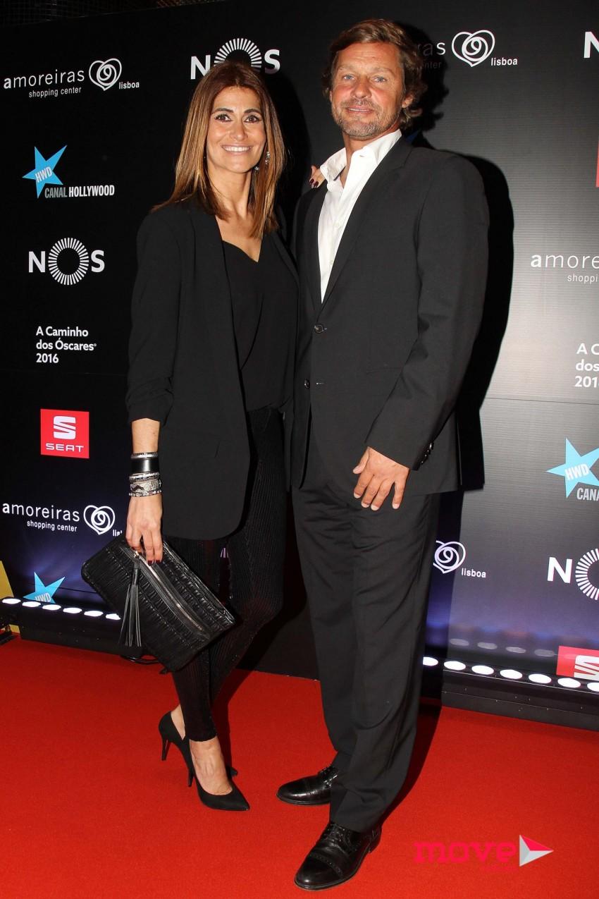 Liliana Campos e Rodrigo de Herédia