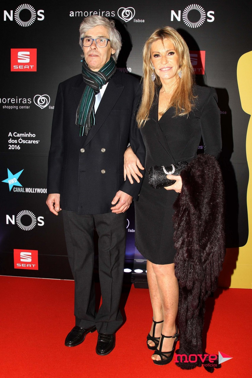 Cinha e Miguel Jardim