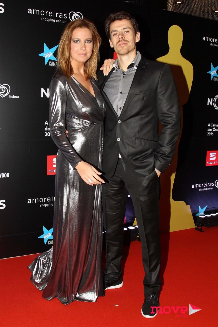 Vanessa Oliveira e João Fernandes