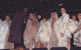 Kanye West desfile