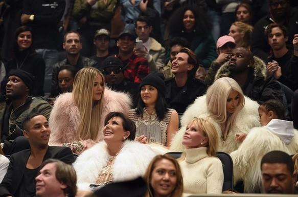 Kanye West desfile3