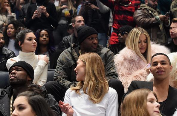 Kanye West desfile5