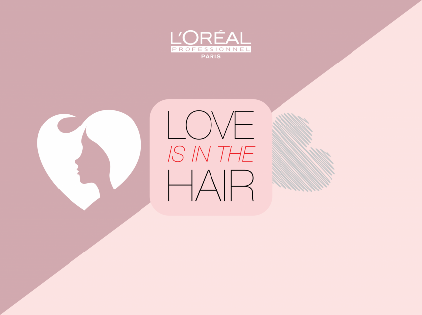 L'Oréal Professionnel_Love Is In The Hair1