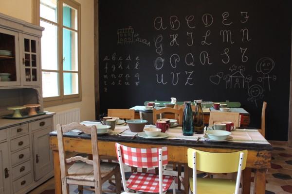 La Scuola Guesthouse (Lusiana, Itália) Nostálgico quando pensa nos tempos da escola? Os quartos do La Scuola Guesthouse e a  sua decoração vintage vão fazê-lo voltar ao tempo da escola primária.