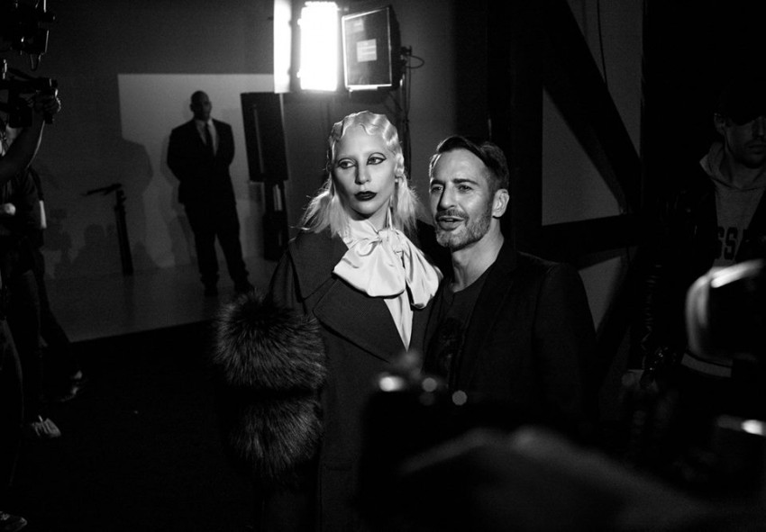 Lady Gaga Marc Jacobs5