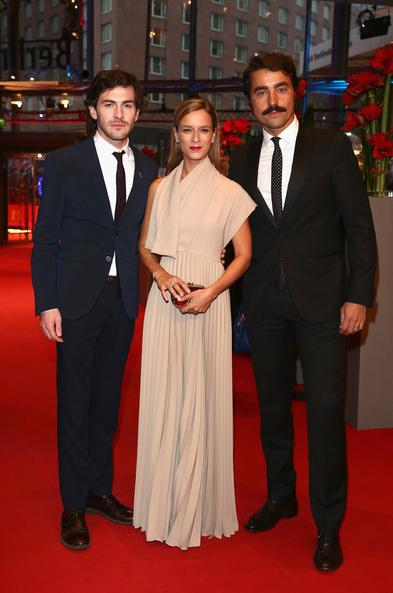 Miguel Nunes, Margarida Vila-Nova e Ricardo Pereira