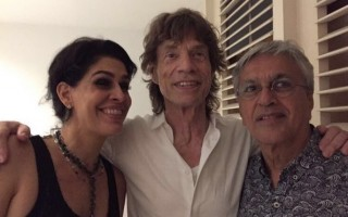Mick Jagger Caetano