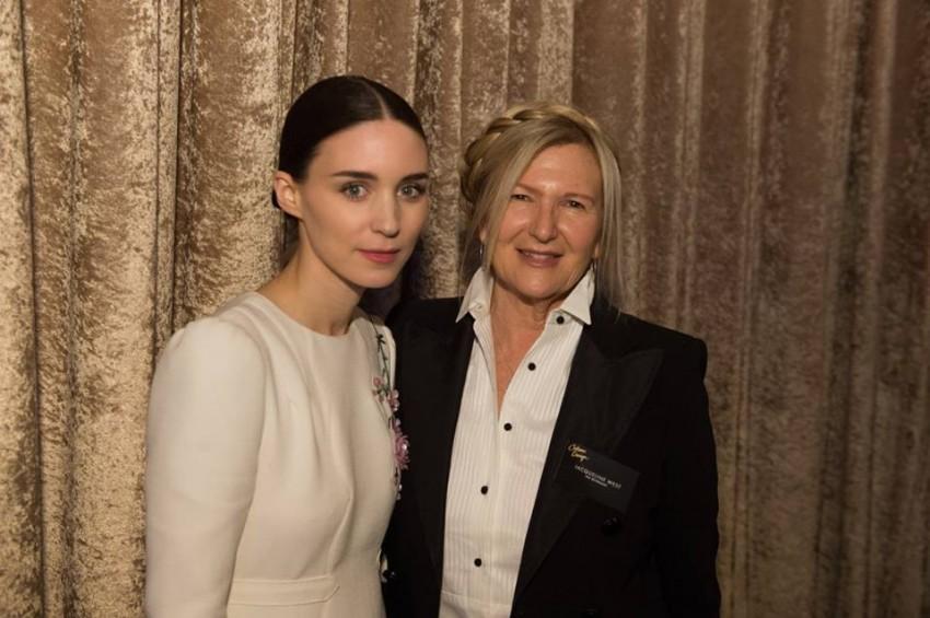Rooney Mara e Jacqueline West