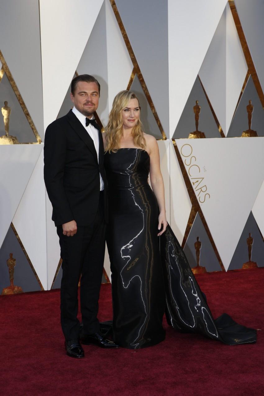 Leonardo DiCaprio e Kate Winslet (Ralph Lauren)