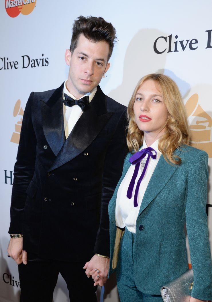 Mark Ronson e Joséphine de la Baume