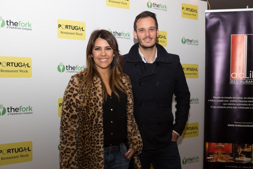Lara Afonso e Paulo Fernandes