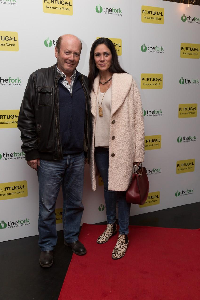 Luís Esparteiro e Vanda Correia