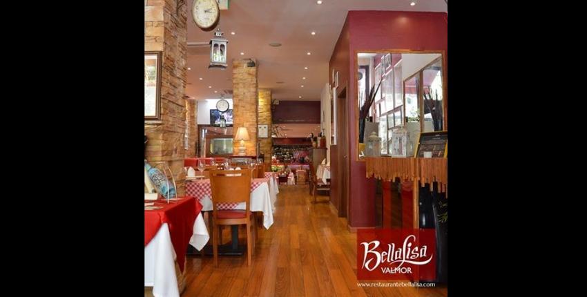 O Bella Lisa Italia da Av. Visconde Valmor, em Lisboa, vai abrir portas no dia 13 de fevereiro para um jantar só para solteiros que inclui festa com DJ e atividades interativas para que os participantes se conheçam de uma forma divertida.