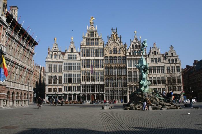 Antuérpia, Bélgica