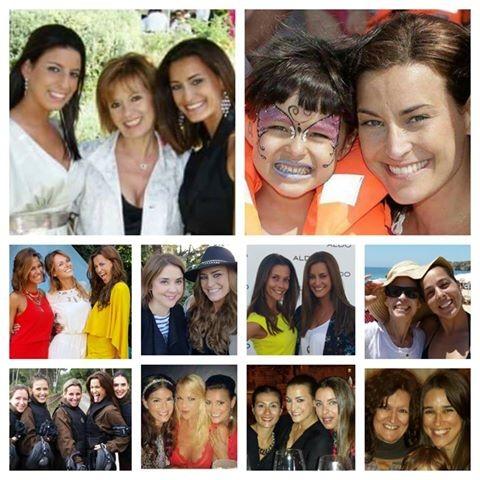 Andreia Dinis - Não podia deixar de mandar um grande beijo a algumas mulheres especiais que fazem parte da minha vida.