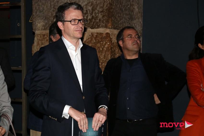 O diretor da RTP Gonçalo Reis