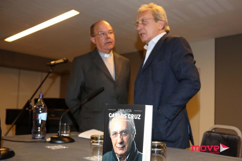 D. Januário com Carlos Cruz
