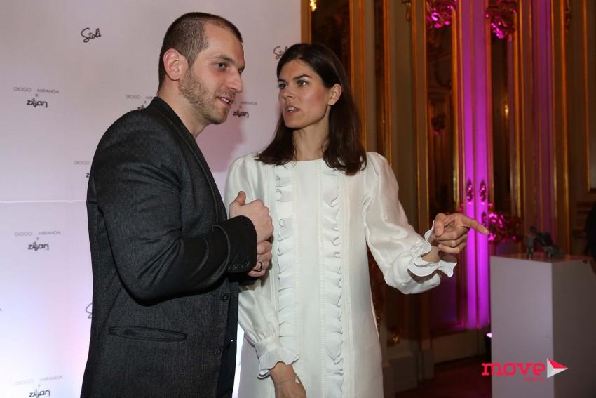 Diogo Miranda e Sónia Balacó