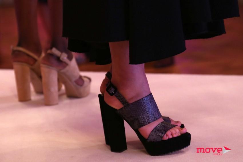 Coleção de sandálias