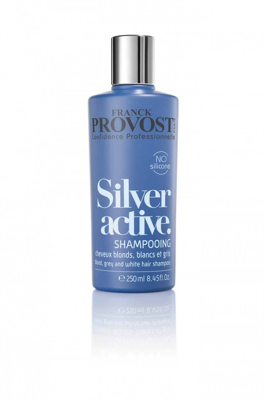 Silver Active Shampooing - 16,90€