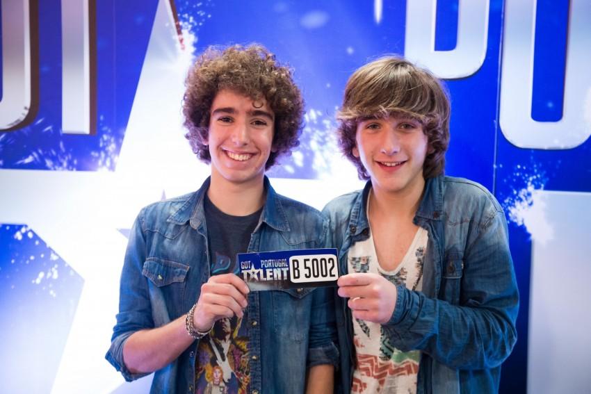 Fury - Vitor e Guilherme andavam na mesma escola de música até que um dia tocaram juntos. Tocam covers e músicas originais.  Acreditam que podem impressionar o júri pela idade, pela imprevisibilidade e pela maturidade musical