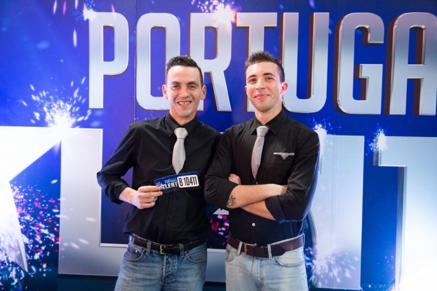 Bar Boom Bartenders - Tiago e Henrique têm vários anos de experiência na área. Com a participação no programa querem provar que é possível fazer bebida boa e com estilo. O Henrique foi campeão nacional e foi representar Portugal ao Mundial na Bulgária.