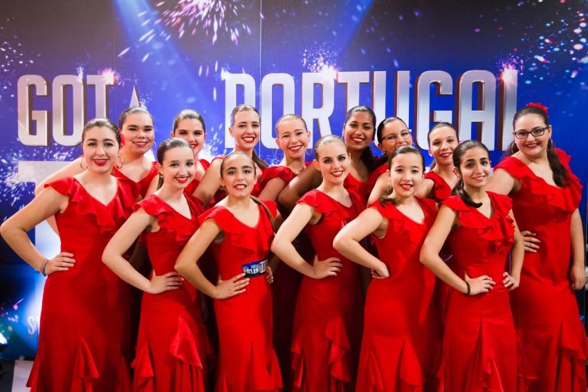 Ai! A Dança é um grupo de 15 elementos. Participam no Got Talent Portugal para conhecerem outro formato de trabalho. Acham que este talento vai impressionar pela forma como se entregam.