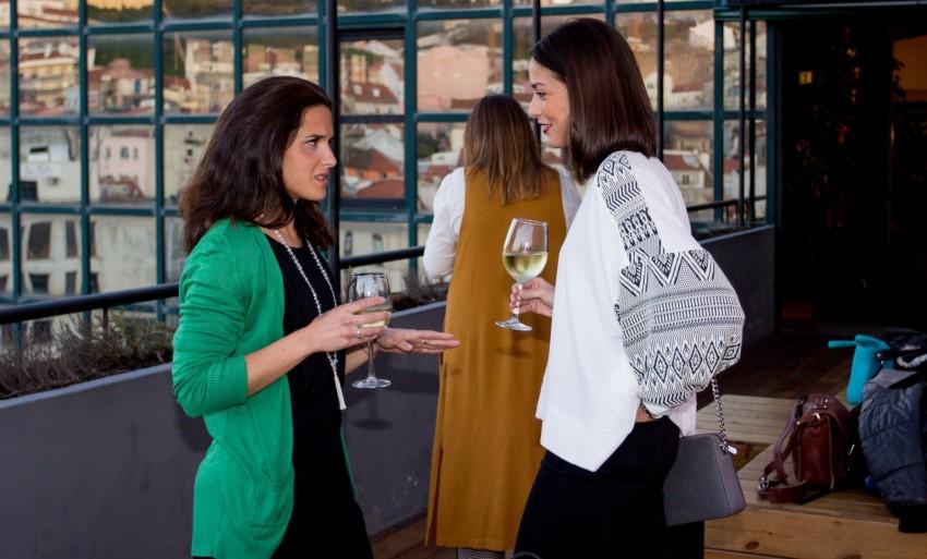Mariana Norton à conversa com Sara Salgado