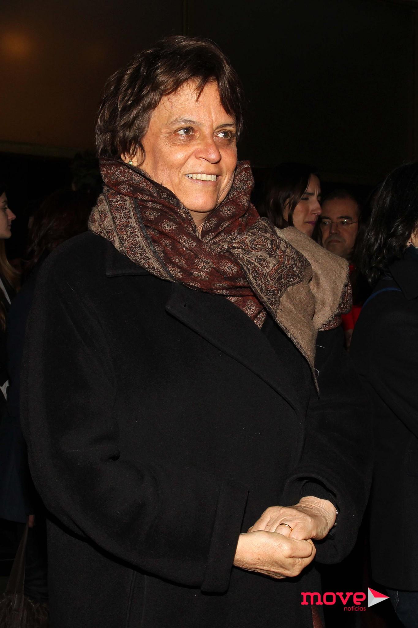 A mulher de António Guterres, Catarina Vaz Pinto