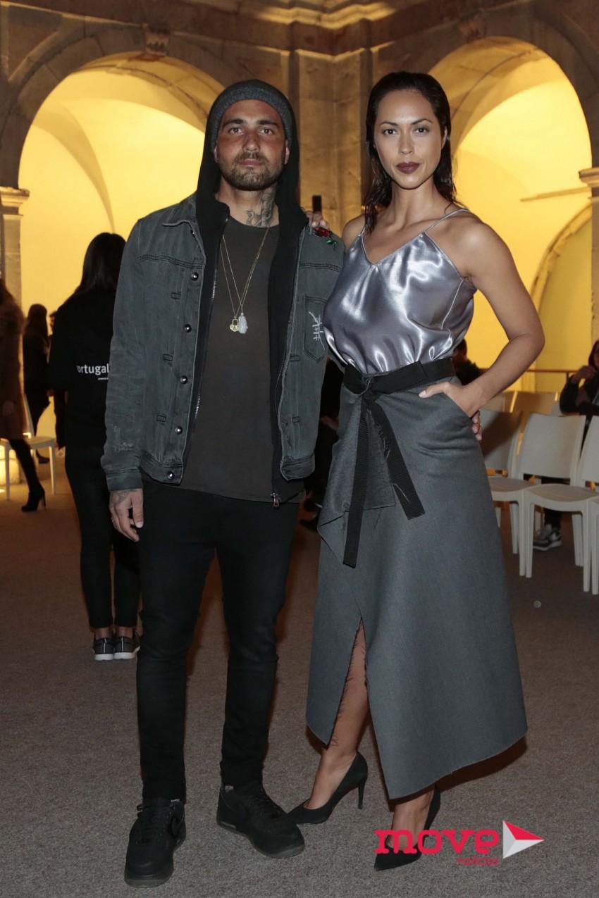 Miguel Mouzinho e Débora Monteiro