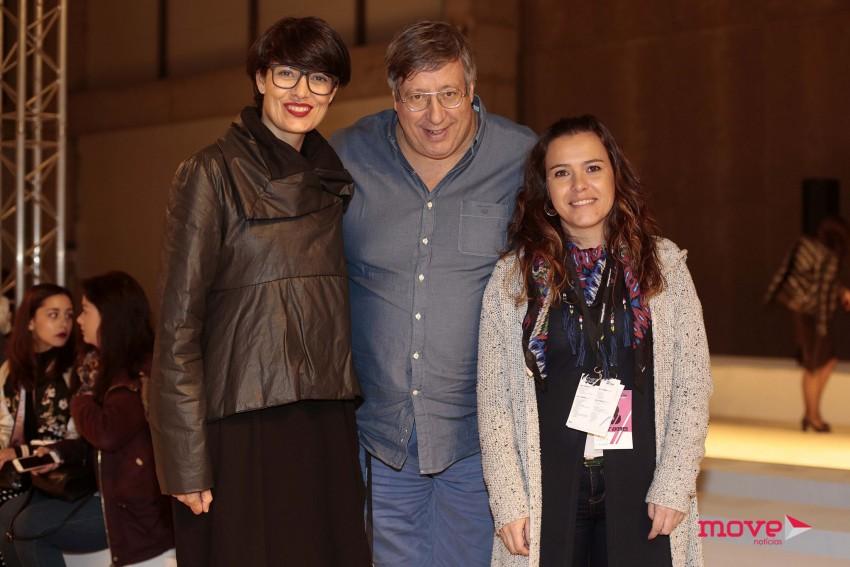 Vera Deus, Manuel Serrão e Vânia Canha