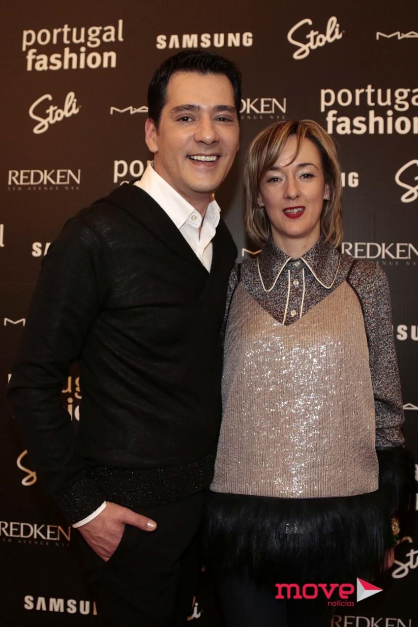 Carlos e Carla Gil