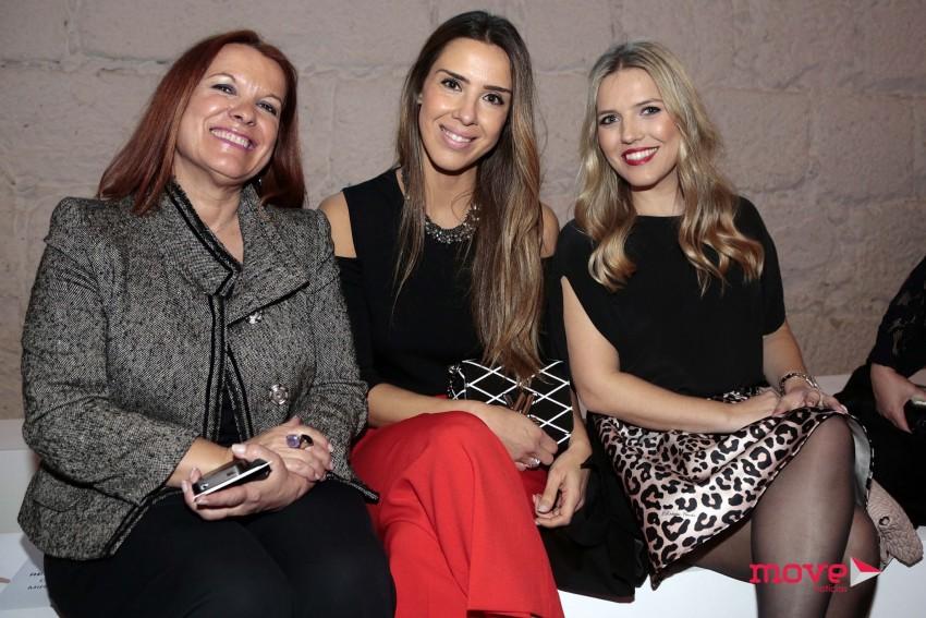 Casimira Duarte, Joana Villas-Boas e Joana Rangel