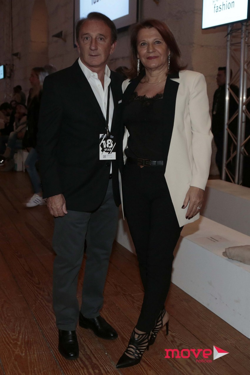 Fernando e Ana Póvoas