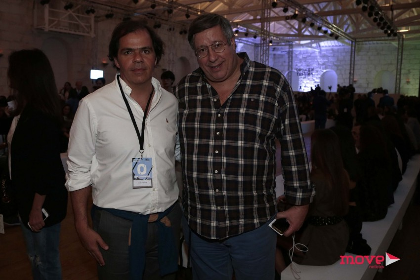 João Rafael Koehler e Manuel Serrão