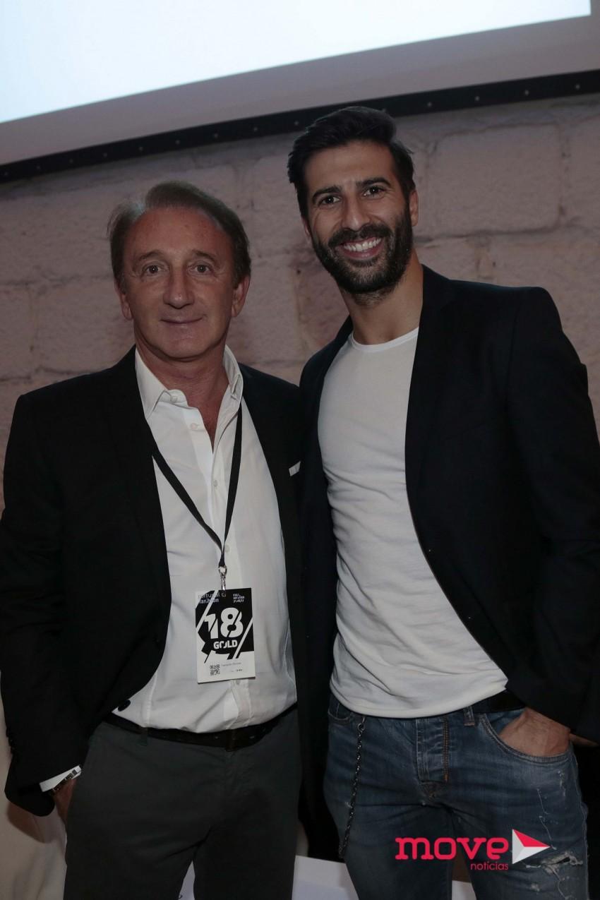 Fernando Póvoas e Filipe Pires