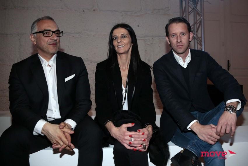 João Fraga, Susana Vieira e Rui Maciel