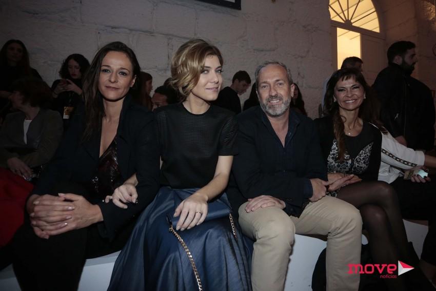 Sandra Cachide, Raquel Strada, Paulo Sassetti e Cristina Azevedo